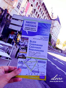 布洛瓦老城区旅游景点攻略图