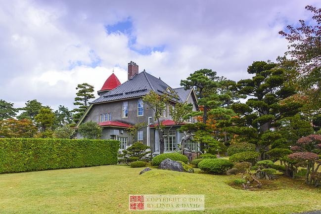 藤田纪念庭院图片