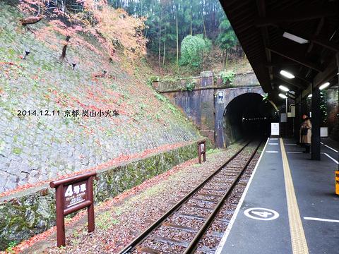 岚山风景区旅游景点攻略图