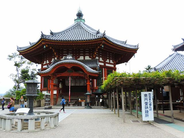 """""""看过大大小小的寺庙、神社之后确实是有些审美疲劳了,兴福寺就真的只是顺带的景点了。_兴福寺""""的评论图片"""
