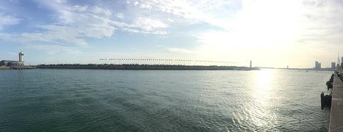 青岛奥帆中心旅游景点攻略图