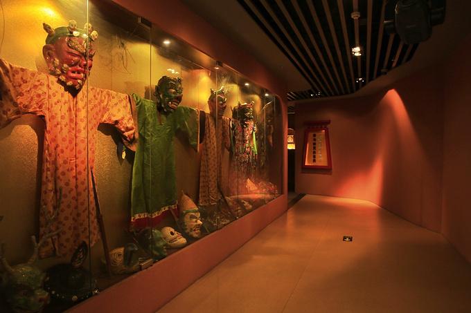 青海藏文化馆图片