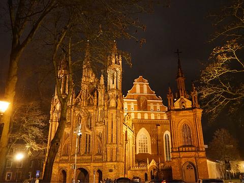 圣安娜教堂旅游景点图片
