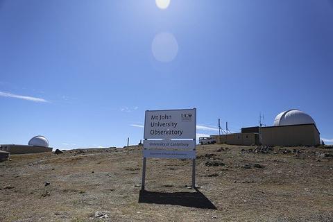 约翰山天文台旅游景点攻略图