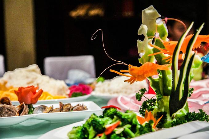 威海汤泊温泉度假区—全聚德餐厅图片