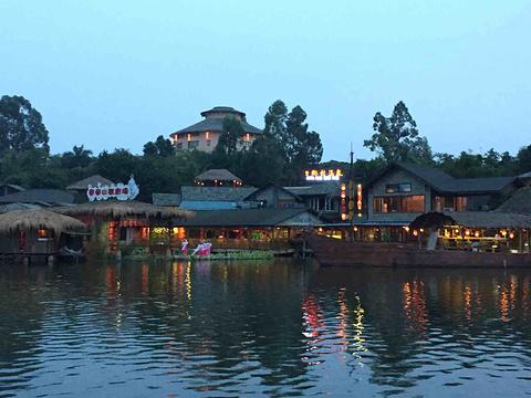 观澜山水田园旅游文化园旅游景点图片