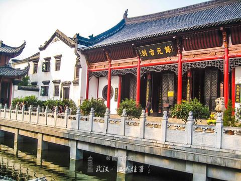 归元禅寺的图片