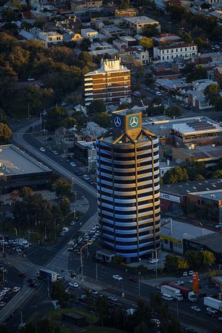 """""""""""你可一定应该到墨尔本全景的高楼看看,特..._尤里卡大厦""""的评论图片"""