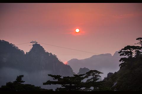 狮子峰旅游景点攻略图
