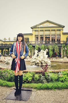 离宫 皇家别墅旅游景点攻略图