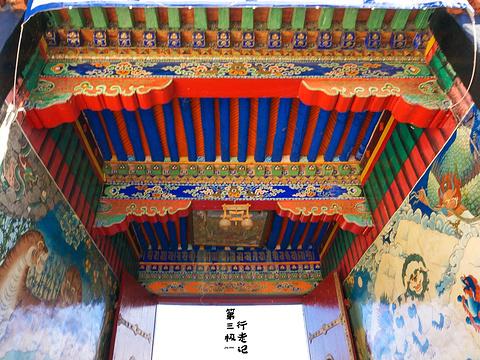 扎什伦布寺旅游景点图片