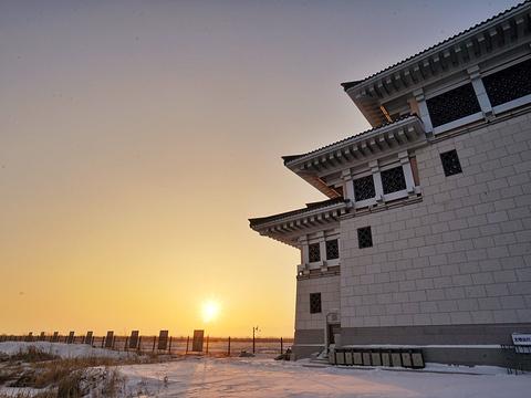 东极宝塔旅游景点图片