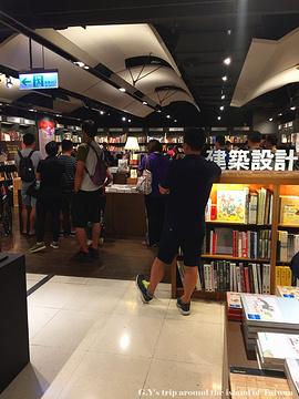 诚品书店(勤美绿园道店)旅游景点攻略图