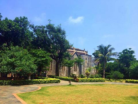 涠洲盛塘天主教堂旅游景点图片