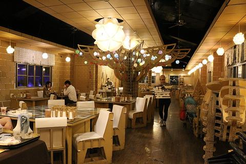 纸箱王主题餐厅旅游景点攻略图