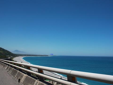 蓝色公路旅游景点图片