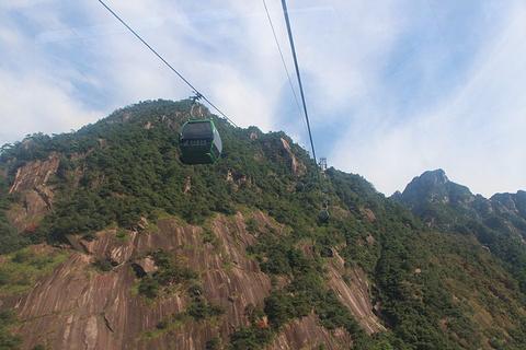 三清山风景区旅游景点攻略图