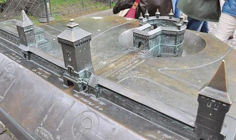 弗洛瑞安城门旅游景点攻略图