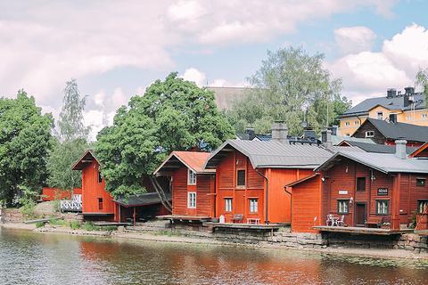 波尔沃古城