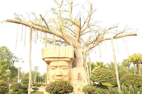 柳州园博园旅游景点攻略图