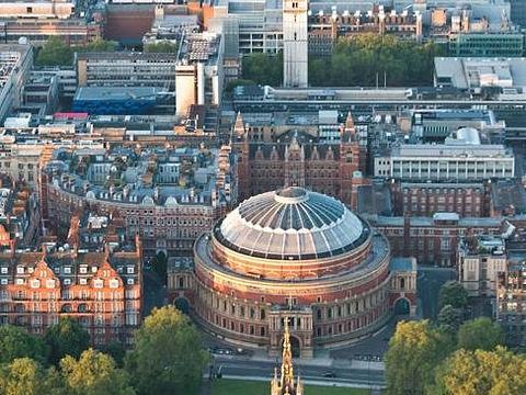 皇家阿尔伯特音乐厅旅游景点图片