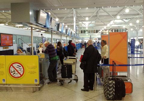 埃勒弗瑟里奥斯韦尼泽罗斯国际机场旅游景点攻略图