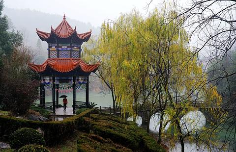 梅山龙宫旅游景点攻略图