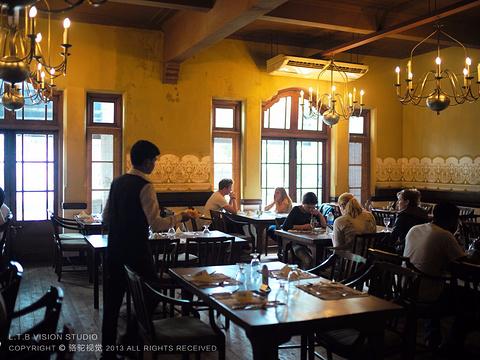 白屋餐厅旅游景点图片