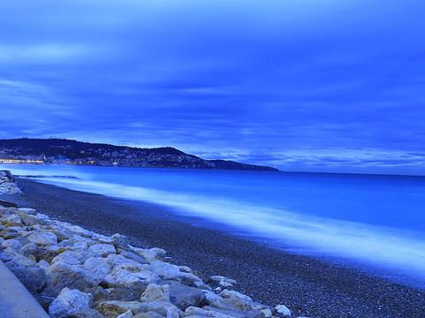 蔚蓝海岸旅游景点图片