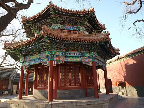 雍和宫旅游景点图片