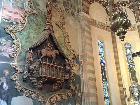 圣阿纳斯塔西亚教堂旅游景点图片