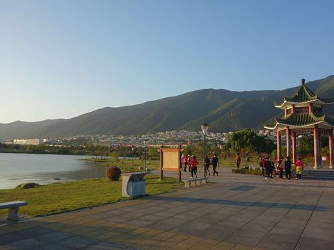 波海公园旅游景点图片