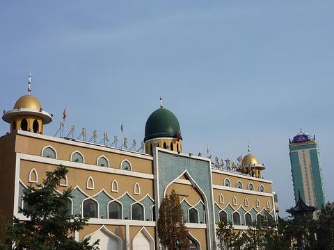 伊斯兰风情街旅游景点攻略图