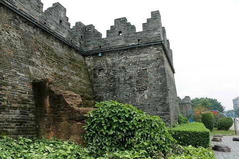 肇庆古城墙(宋城一路)的图片