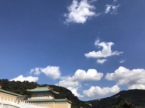 国立故宫博物院旅游景点攻略图