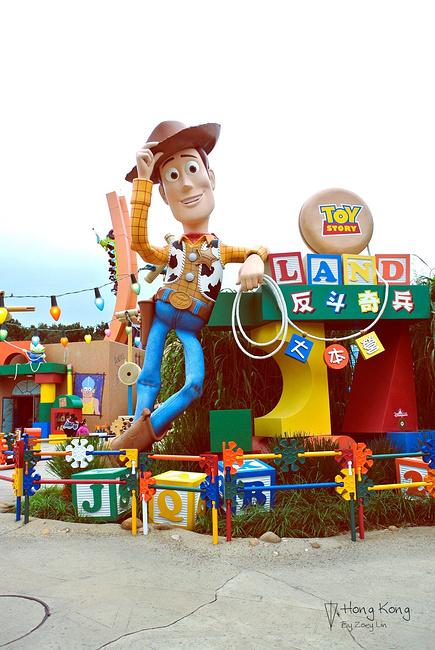 春节逃跑计划--迪士尼两日游_香港旅游攻略