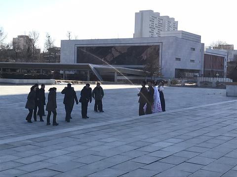祖国解放战争胜利纪念馆旅游景点图片