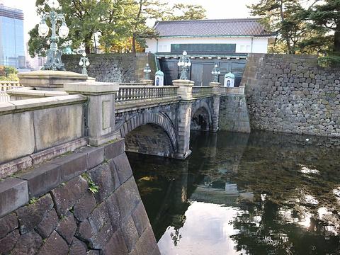 二重桥旅游景点图片