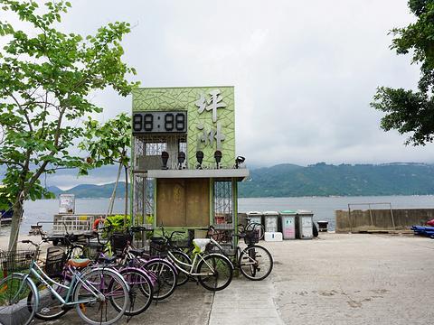 坪洲岛旅游景点图片