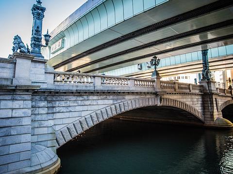 日本桥旅游景点图片