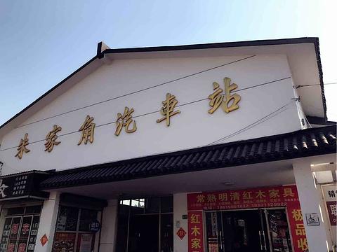 朱家角古镇景区旅游景点攻略图