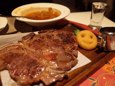 塔道斯西餐厅旅游景点图片