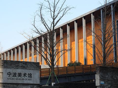 宁波美术馆旅游景点图片