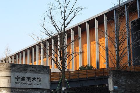 宁波美术馆的图片