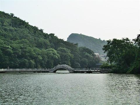 桃花江旅游景点攻略图