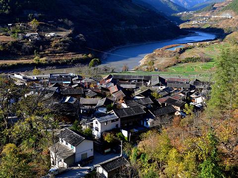 剑川石宝山旅游景点图片