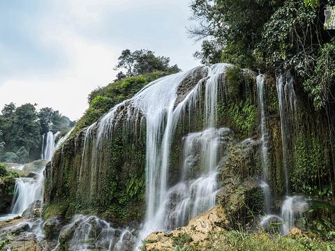 德天跨国瀑布景区旅游景点图片