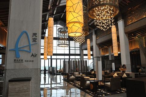 光谷希尔顿酒店-大堂吧旅游景点攻略图