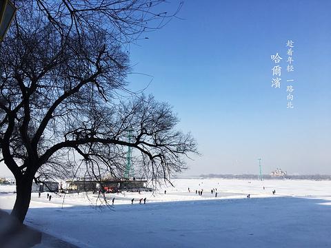 松花江旅游景点图片
