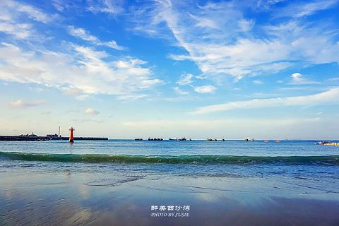 西沙湾的图片